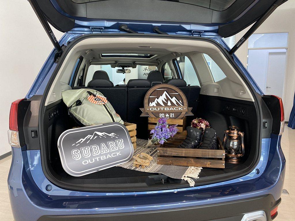 積極推廣戶外休閒生活的Subaru,也誠摯呼籲民眾一起愛護大自然生態,才是享受戶...