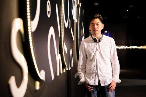 梁浩軒認為最好的展覽,是出自個人的故事。記者沈昱嘉/攝影
