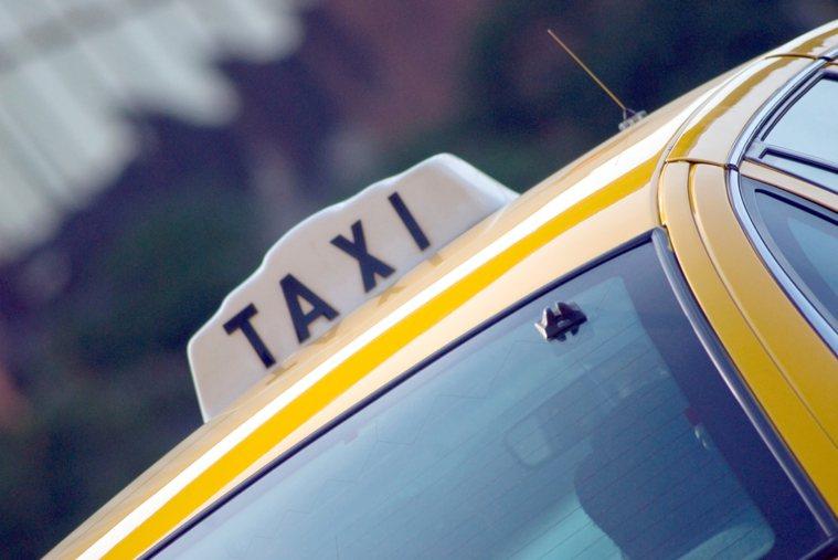 計程車示意圖。圖/ingimage