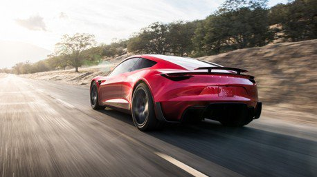 Tesla Roadster又跳票了 至少要等到2023年才會發表!