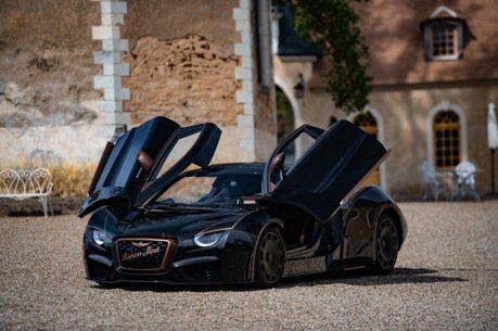 百年歷史車廠Hispano Suiza 慕尼黑車展發表1098匹馬力頂級電動超跑!
