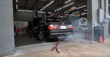 影/28萬公里的E46 BMW M3 上馬力機!動力會差多少?