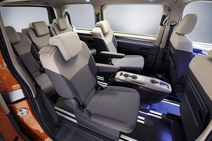 Volkswagen Commercial Vehicles提供