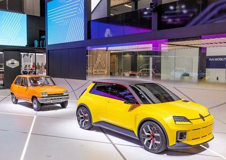 經典即將重生 Renault 5 EV確定2022年正式量產!