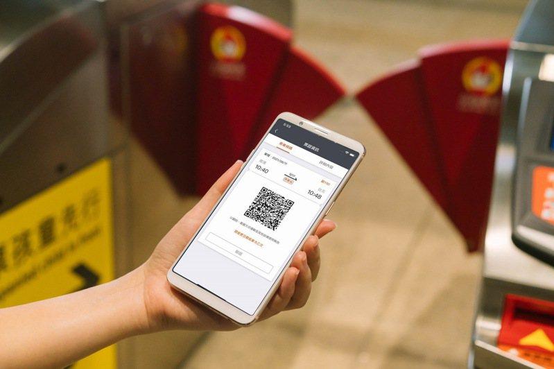 台灣高鐵「T Express」服務再升級,可多人同行分票更便利,還新增高鐵聯票取票服務。圖/台灣高鐵提供