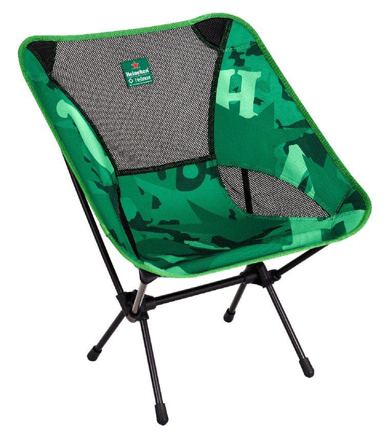 Heineken X Helinox Chair One聯名輕量露營椅,建議售價...