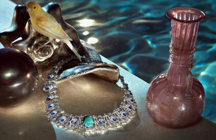古馳(GUCCI)今日發表品牌第二個高級珠寶系列「歡愉花園(Hortus Del...