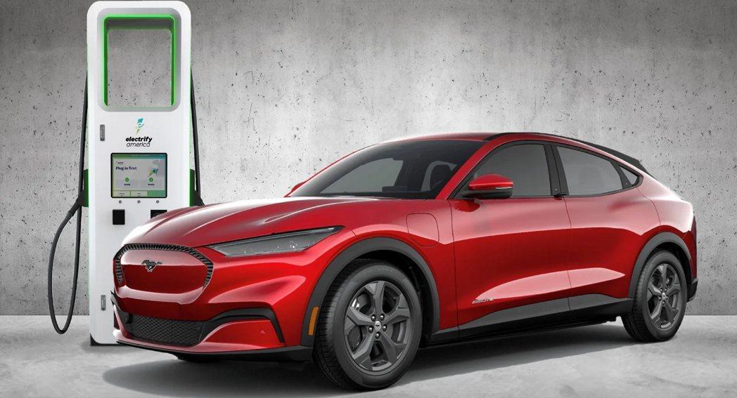 紐約州宣布 2035年起所有新款轎車、卡車須為零排放,圖為Ford Mustan...