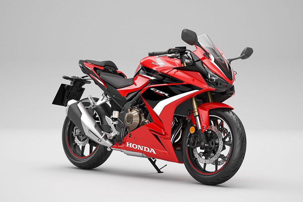 2022年式Honda Motorcycle CBR500R前懸吊系統升級為同C...
