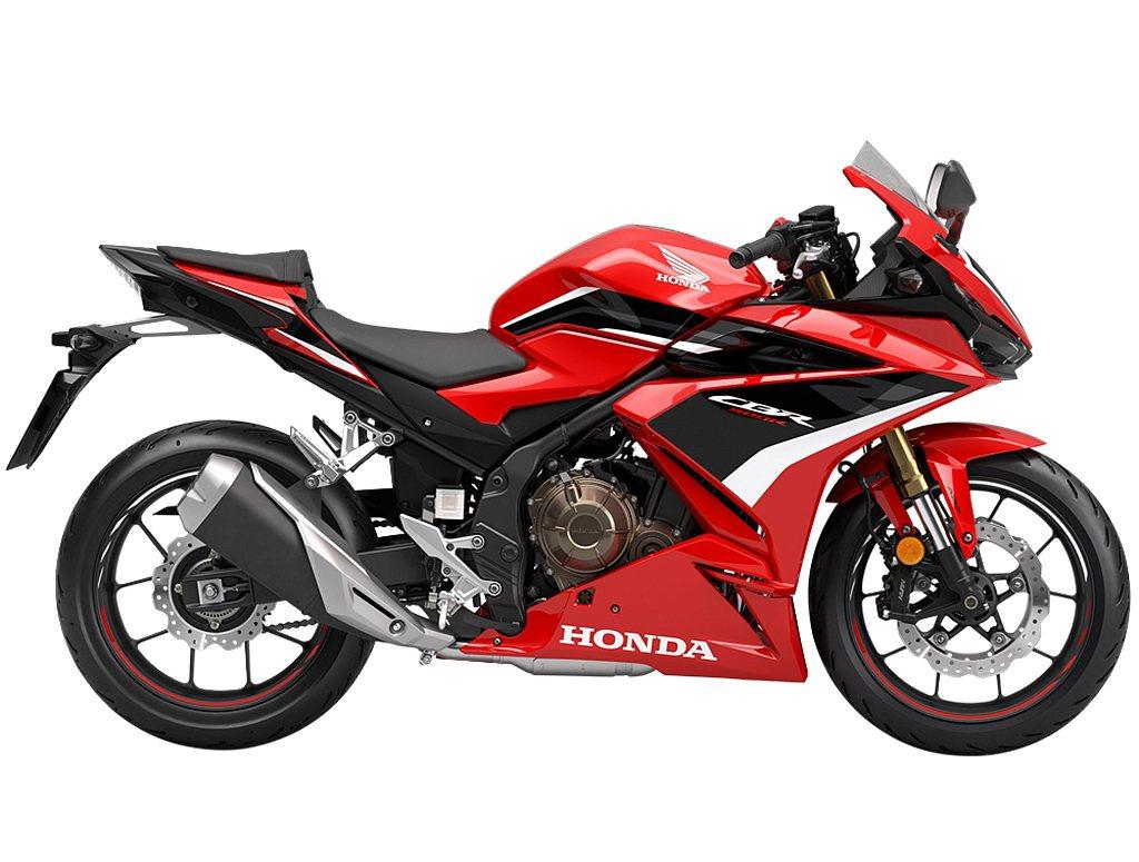 2022年式Honda Motorcycle CBR500R正式售價為298,0...