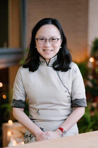 臺大醫學系黃韻如教授。 圖片來源/台大創新設計學院提供