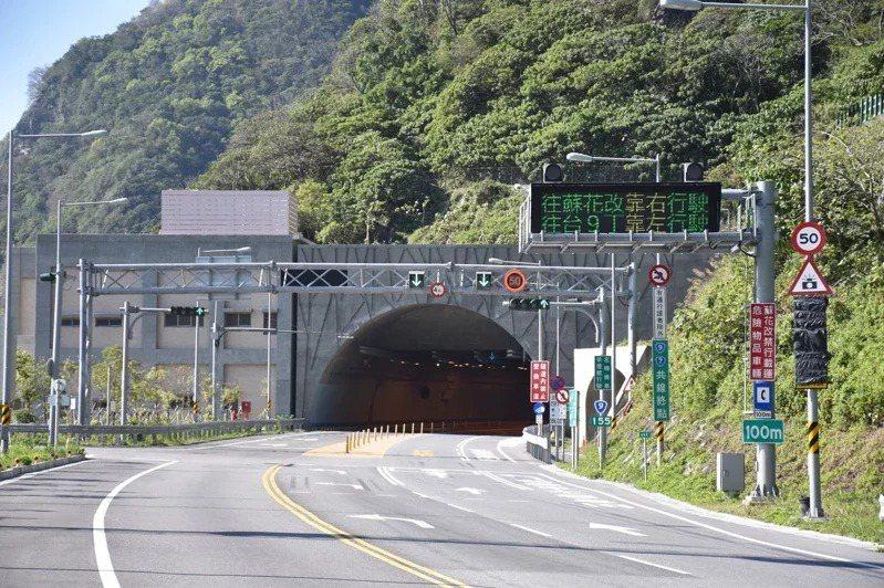 璨樹颱風將威脅台灣,交通部公路總局不排除陸續實施預警性封路,路段包含蘇花公路。本報資料照片