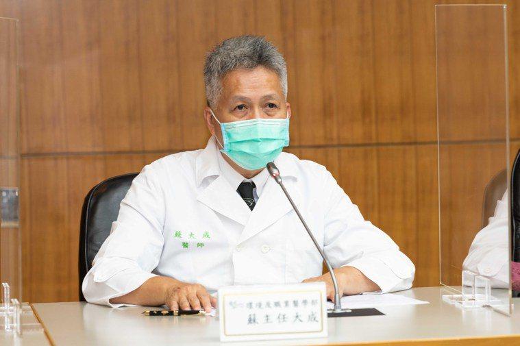 蘇大成指出,國內有許多幼兒園通風環境都不佳,未來應全面審查。圖/台大醫院提供