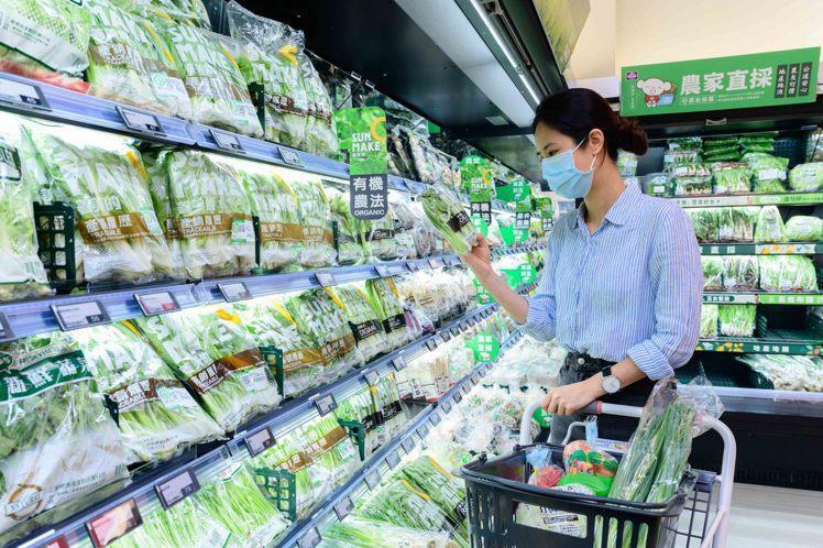全聯因應民眾採買防颱商品之需求,即日起針對乾貨、生鮮商品推出促銷優惠,並增加2~...