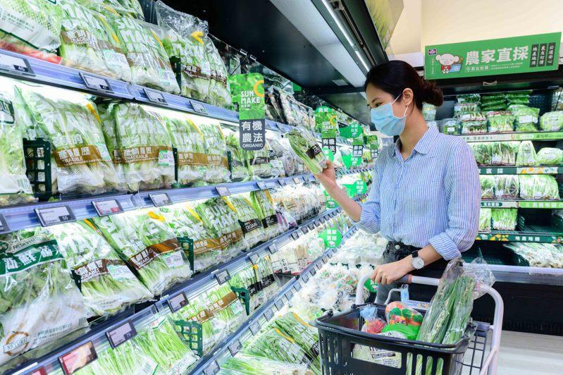 全聯因應民眾採買防颱商品之需求,即日起針對乾貨、生鮮商品推出促銷優惠,並增加2~3成備貨量。圖/全聯福利中心提供