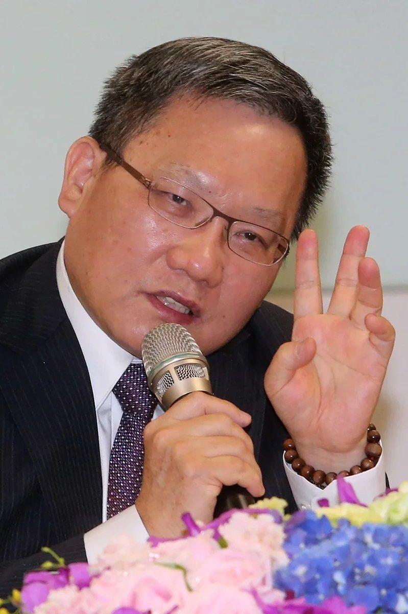 財政部長蘇建榮。圖/本報資料照片