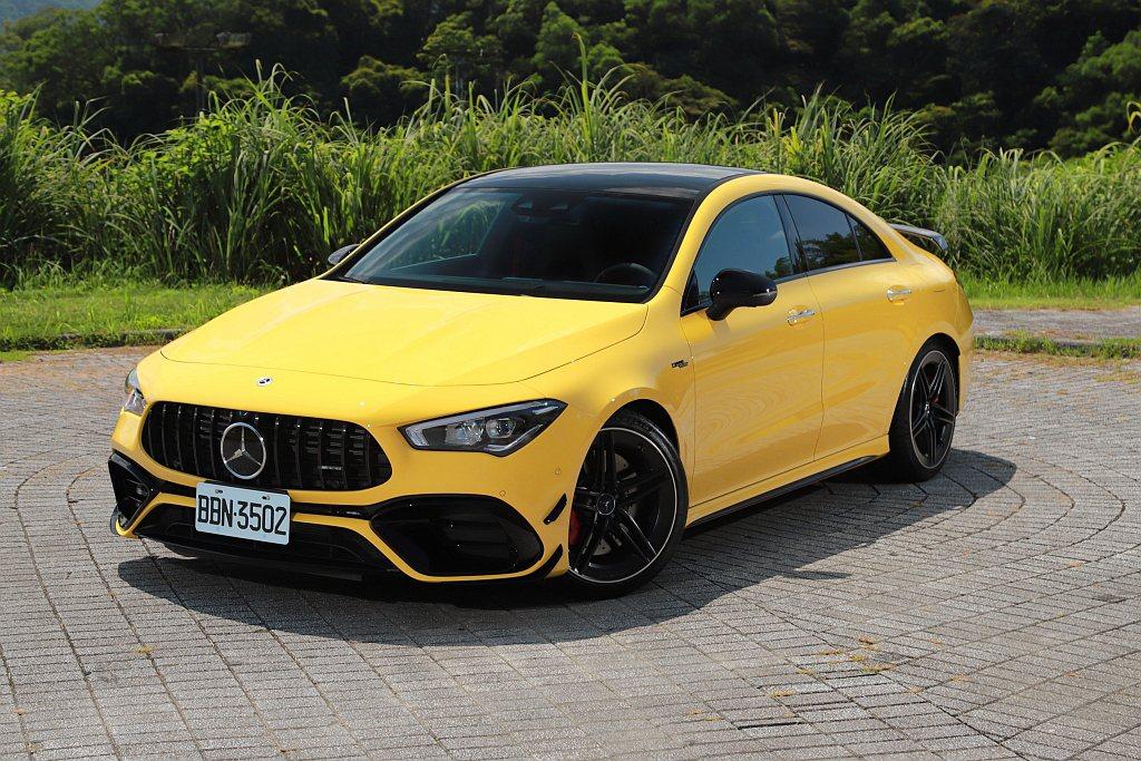 賓士CLA在NGCC都會家族中一直是獨特存在的車系,更不用說經過Mercedes...