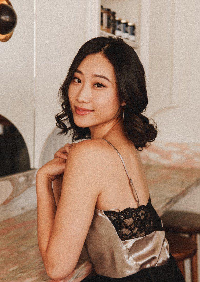 Tina Jung氣質優雅、多才多藝,被謠傳是「尚氣」劉思慕的正牌女友。圖/摘自...