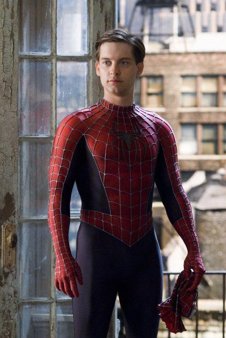 經典蜘蛛人陶比麥奎爾有望回歸。圖/摘自imdb