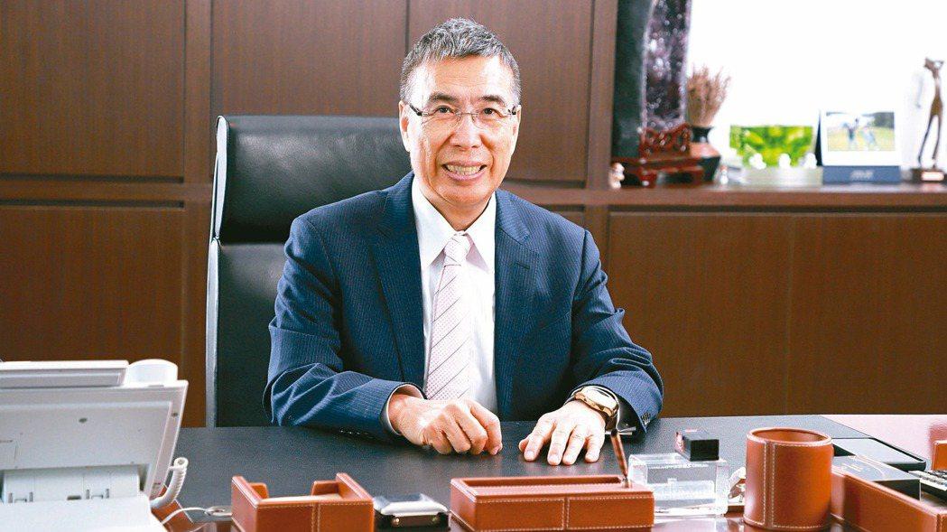 富邦媒董事長林啟峰。富邦媒/提供
