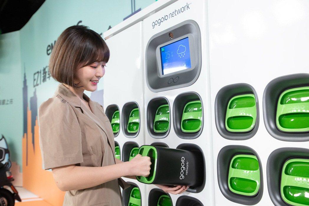 中華汽車eMOVING與Gogoro Network合作,以多元能源方案滿足各類...
