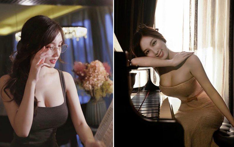 「海兒」就讀英國皇家音樂學院,專攻女高音。 圖/hedy_hoiyi IG