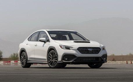 新世代Subaru WRX全球首次亮相 2.4T新引擎、SGP底盤、外型更加拉力!