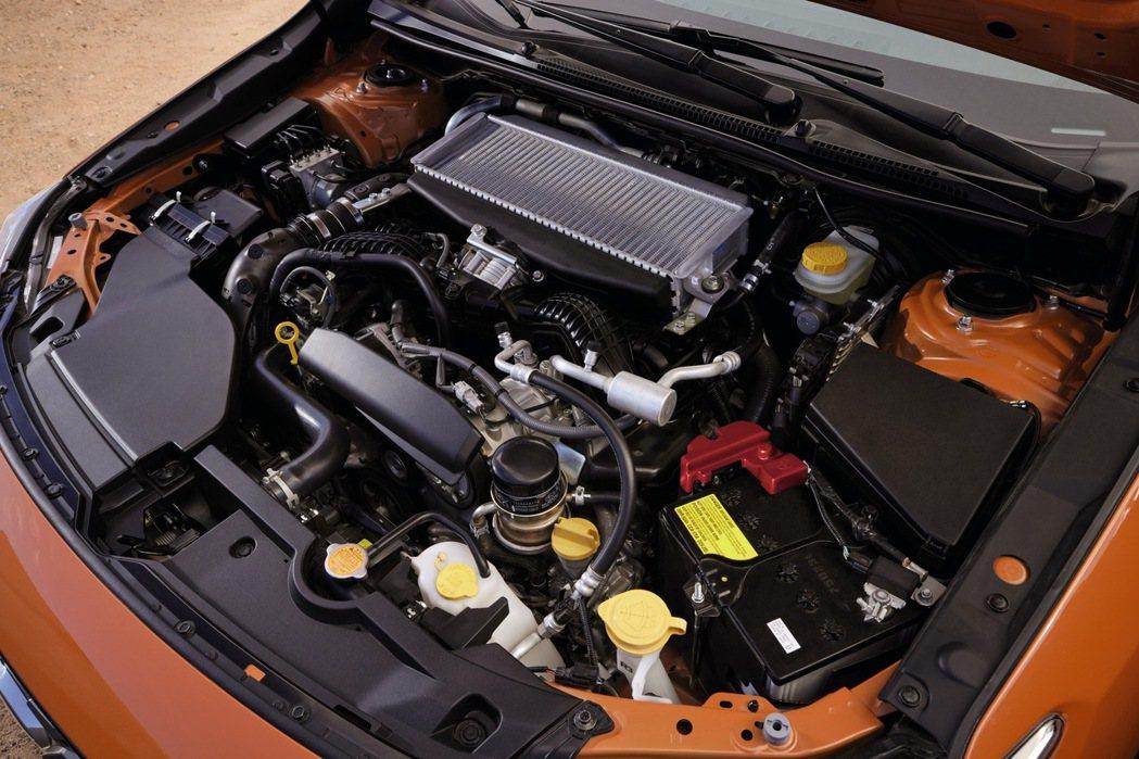 新WRX配備了2.4 DIT引擎有著271hp/35.6kg-m的輸出。 摘自S...