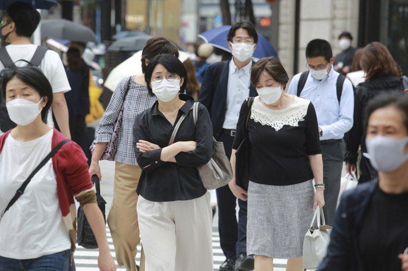 日本全境至今已有超過5成民眾接種兩劑COVID-19(2019冠狀病毒疾病)疫苗,預計9月底將超過6成。美聯社