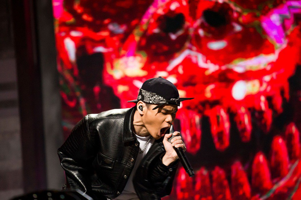 Barry Chen即將推出個人專輯。圖/大嘻哈時代提供