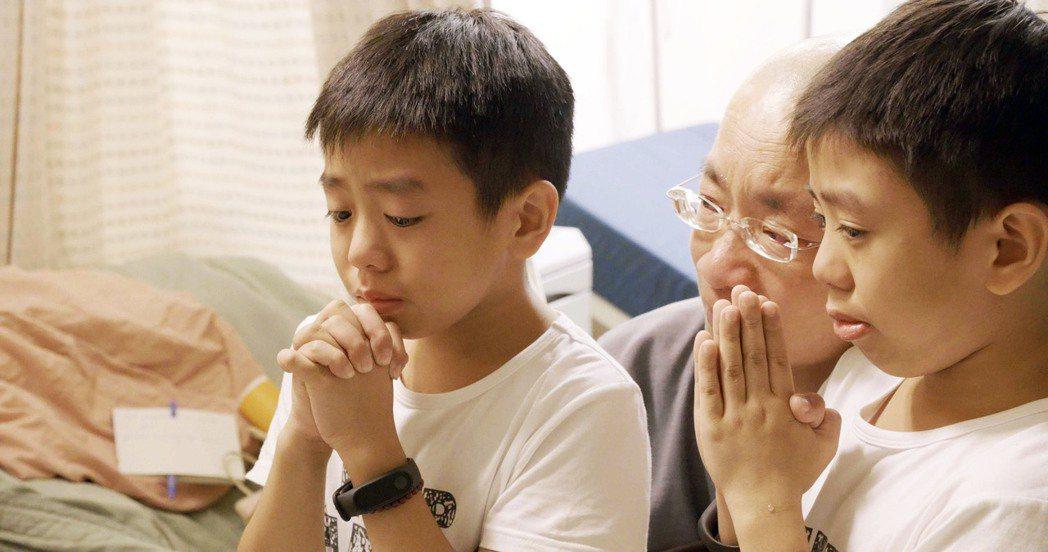 「回眸」聚焦末期病人如何面對生命消逝,家人也必須做好準備。圖/牽猴子提供