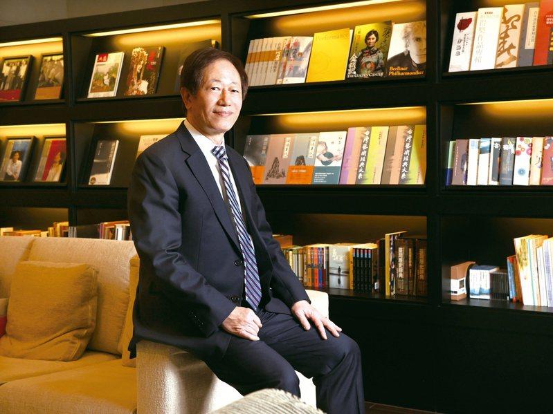 台積電董事長劉德音說,未來十年是台灣的黃金十年,也是年輕人的黃金十年。年輕人要敢於走進世界,超越我們這一代。記者林澔一/攝影