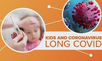 兒童感染新冠肺炎有後遺症嗎? 圖/取自科學的養生保健
