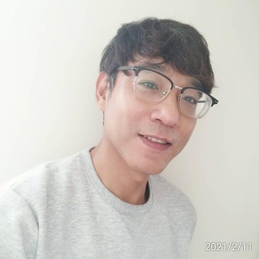 葉仁峰在「俗女2」演公車之狼。 圖/擷自IG