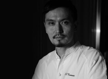 東京米其林三星餐廳「L'Effervescence」主廚生江史伸。圖/RAW提供