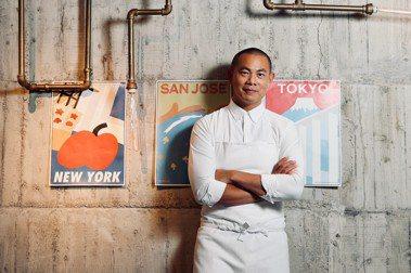 RAW主廚江振誠推出新菜單「World Tour III」,暖心號召世界各地的大廚好友們齊聚一堂。記者王聰賢/攝影
