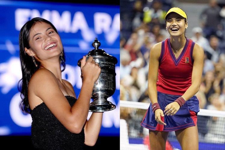 英國天才網球少女Emma Raducanu喜愛配戴Tiffany & C...