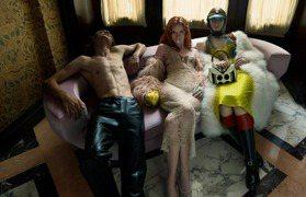男人也能穿薄紗 GUCCI廣告捕捉人類「愛慾」渴望
