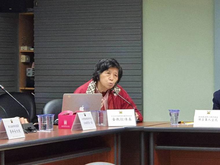 台大公衛流病與預醫所兼任教授金傳春。本報資料照片