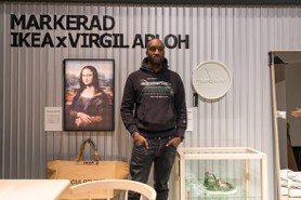 一起去Off-White主理人Virgil Abloh的工作室玩吧!IKEA首創24小時活動,在家走遍全世界