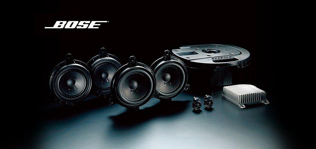 7支揚聲器的BOSE環繞音響系統,提供車主無與倫比的極致感官饗宴 圖/Mazda...