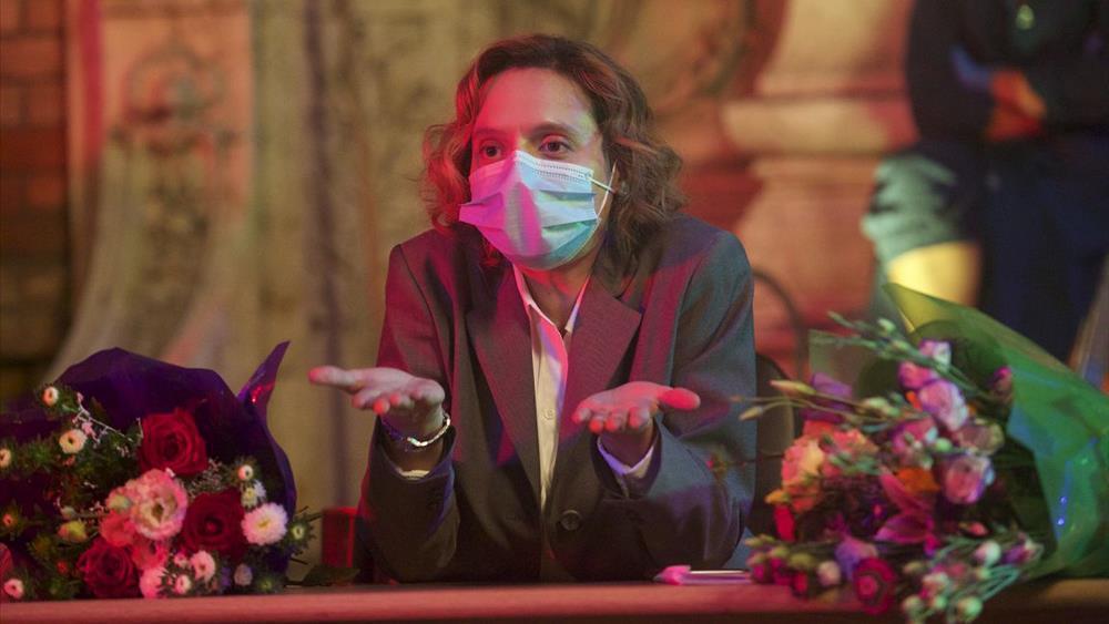 《倒楣性愛和瘋狂A片》劇照。 圖/台北電影節提供