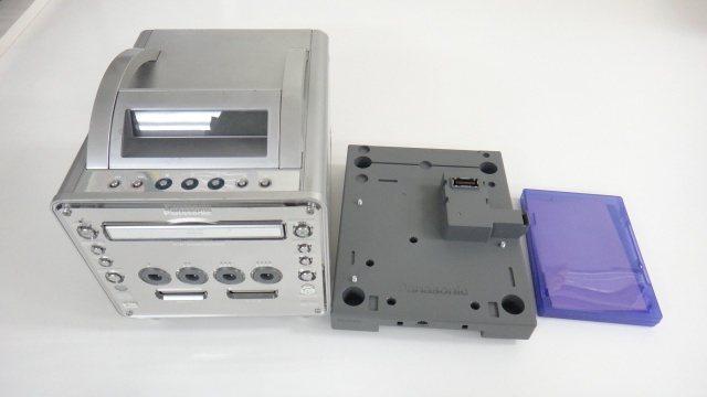 由 Panasonic 所製作的 GameCube 相容機「Q」,除了可以玩遊戲...