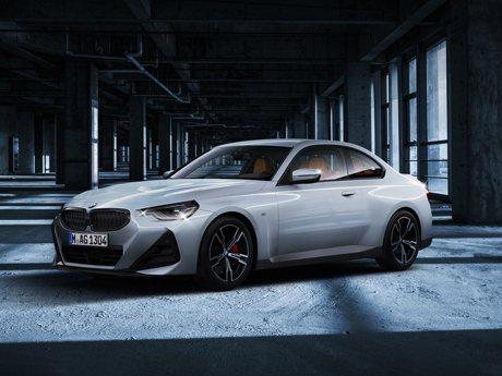 視覺焦點掠人目光 全新BMW 2系列Coupé正式預售
