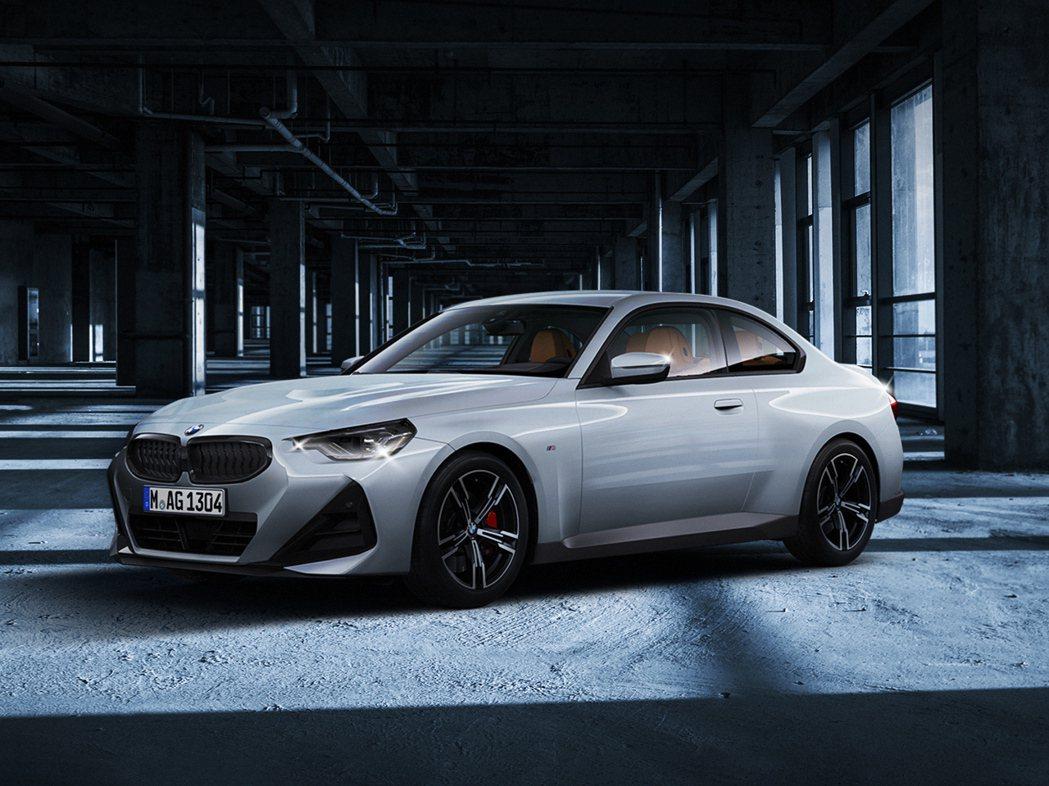 全新BMW 2系列Coupé雙門跑車正式展開預售,導入220i M Sport與...