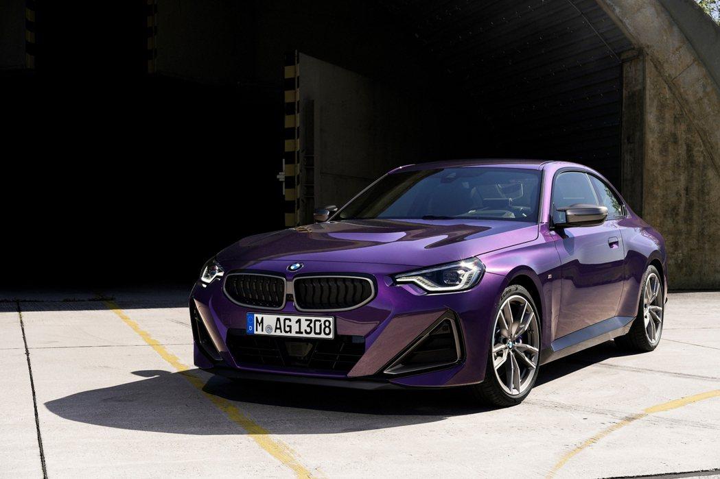 M240i xDrive搭載BMW引以為傲的M Performance Twin...