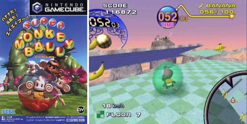 當時已經轉型成為軟體開發商的 SEGA,也替任天堂推出遊戲,首款獨佔遊戲就是主打...