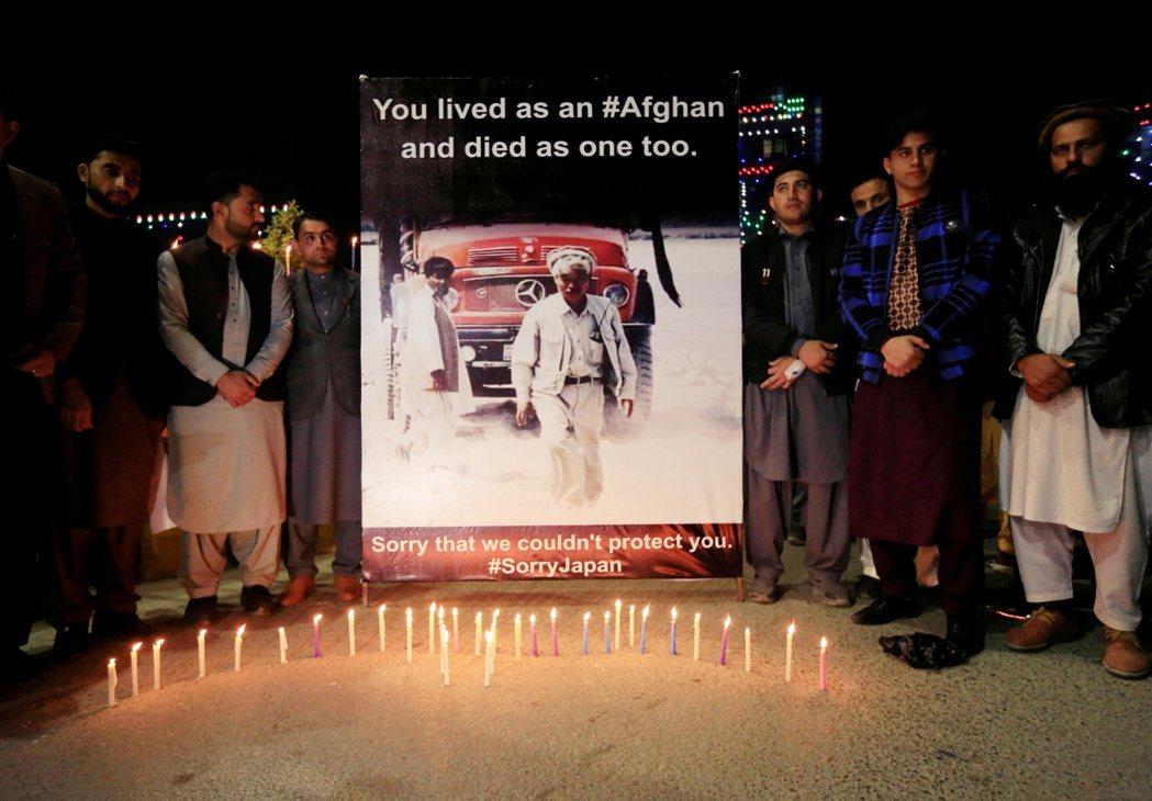 「中村哲醫師的死,有可能是由巴基斯坦情報單位所策動,目的是阻止阿富汗境內庫納爾河...
