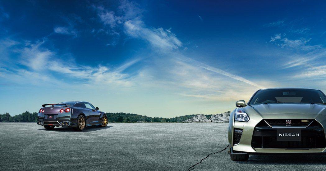 2022新年式日規Nissan GT-R登場。 摘自Nissan