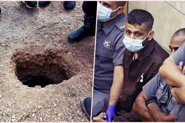 以色列北部戒備森嚴的吉爾波監獄(Gilboa)在9月6日發生當地最大規模的6人逃...